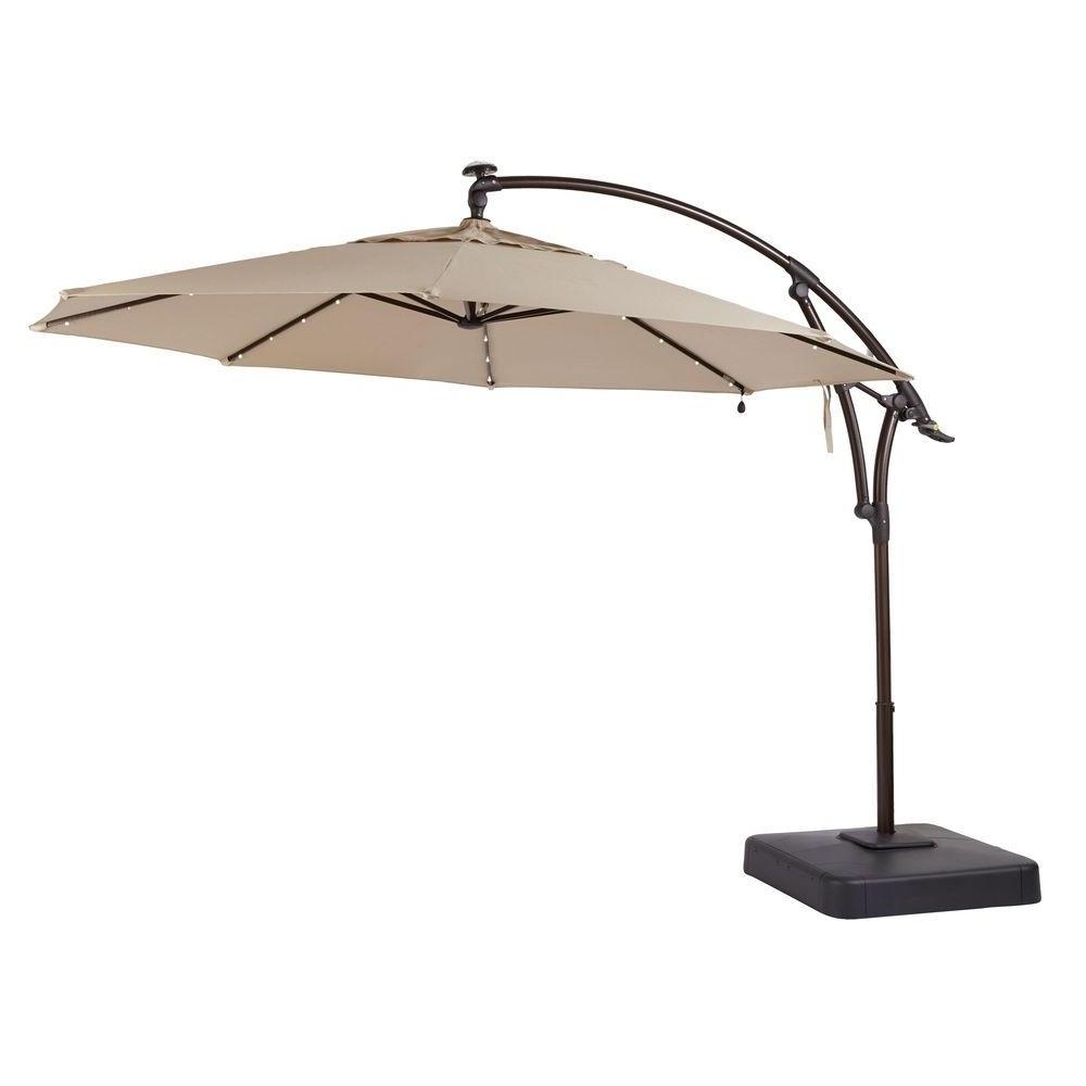 Offset Cantilever Patio Umbrellas