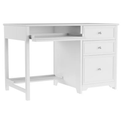 Composite - Rectangular - Computer Desks - Desks - The Home Dep
