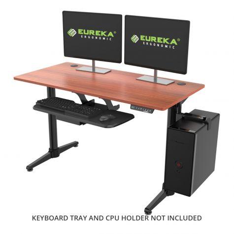 Electric Height Adjustable Desk   Adjustable Height Computer Desk .