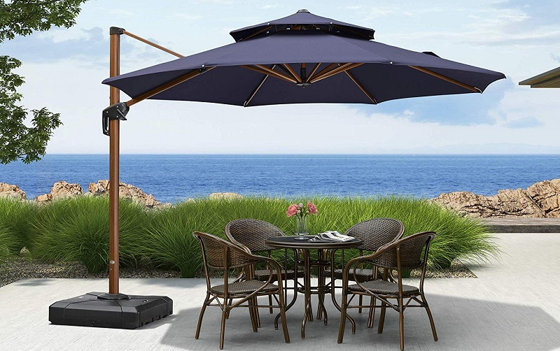 The 7 Best Patio Umbrellas - [2020 Reviews & Guide] | Outside Pursui