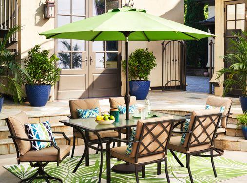 Patio Umbrellas & Accessori