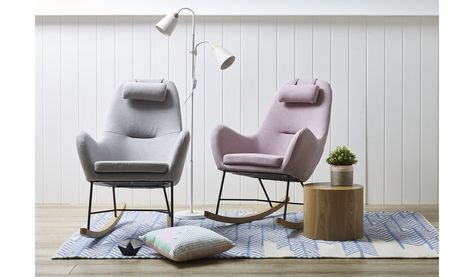 Merlin rocking chair (With images) | Rocking chair, Stylish .