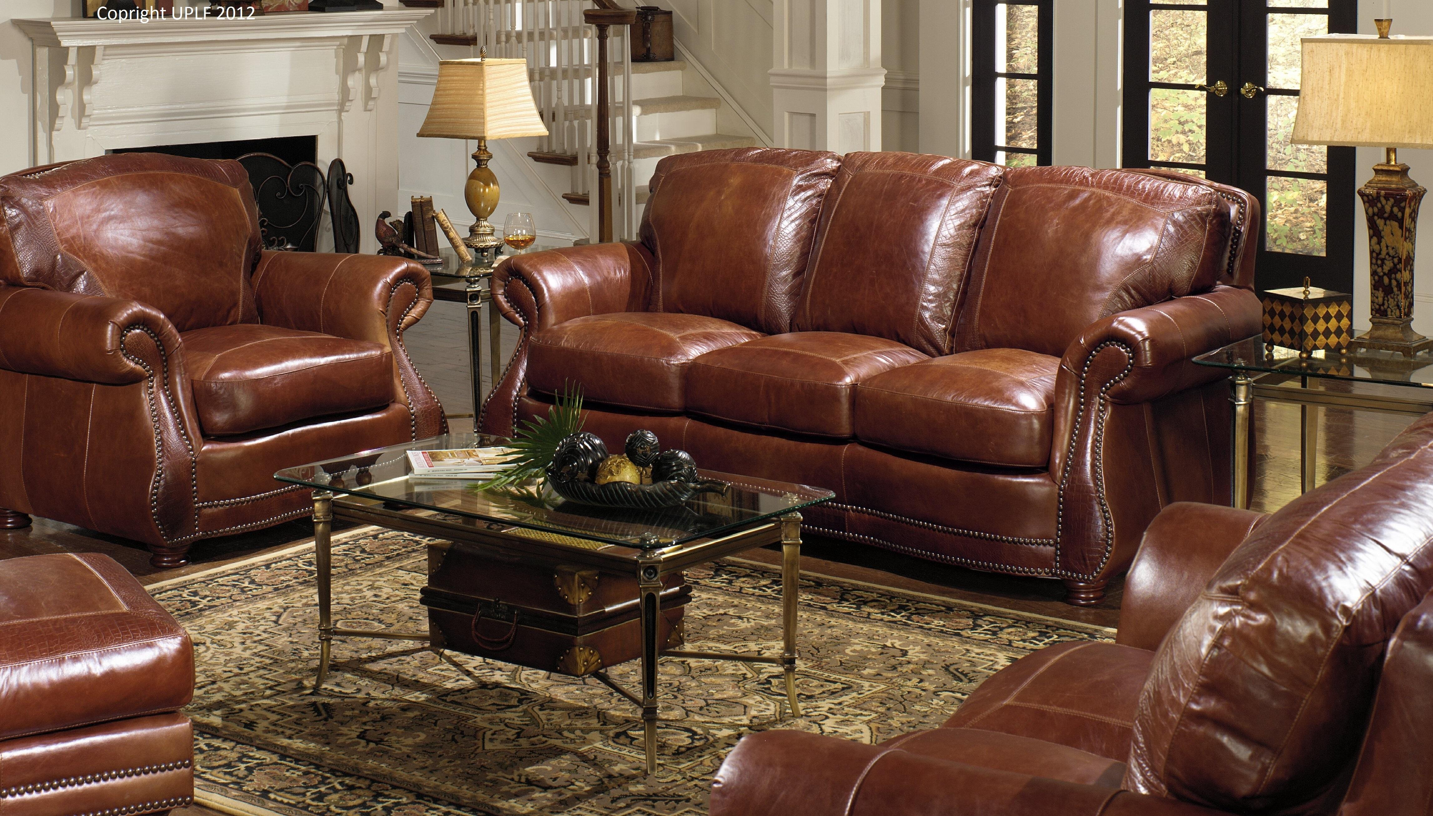 «Usa premium leather furniture VNLHMGE
