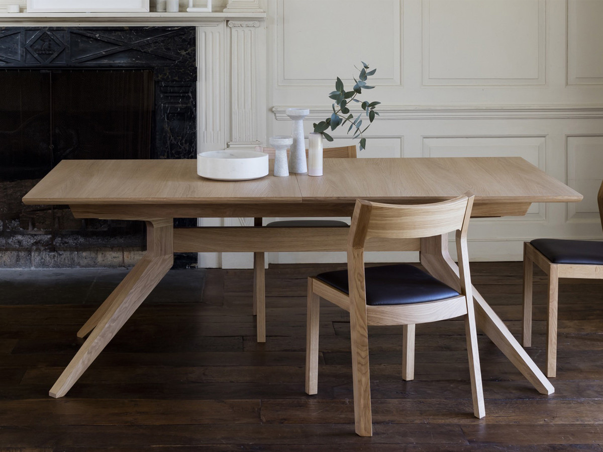 ... extendable dining table.  12345678 QAOQFGG