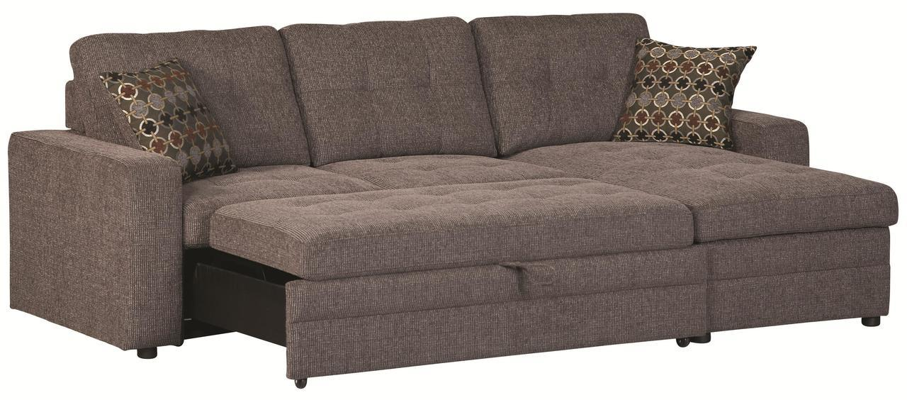 ... gus (anthracite / black) small sofa bed HKIVGFG