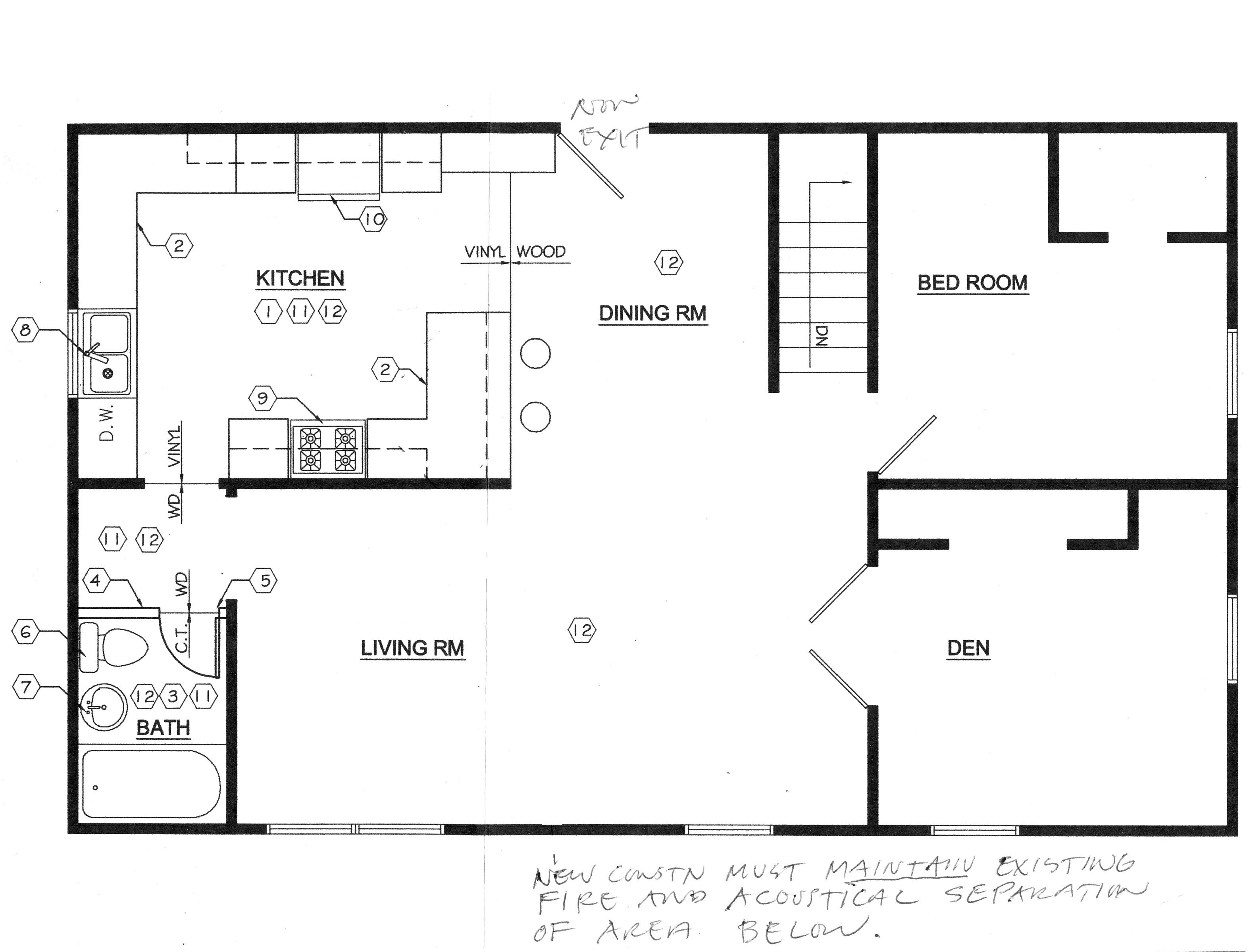 ... kitchen floor plans 3 valuable inspirations 28 floor plans stanford west IDLOCQJ