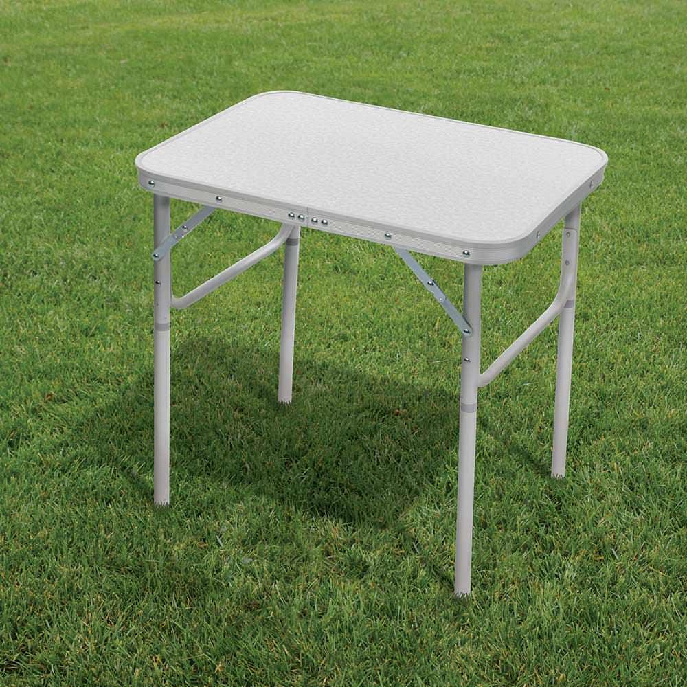 ... lightweight aluminum folding table ... EIVIUHE
