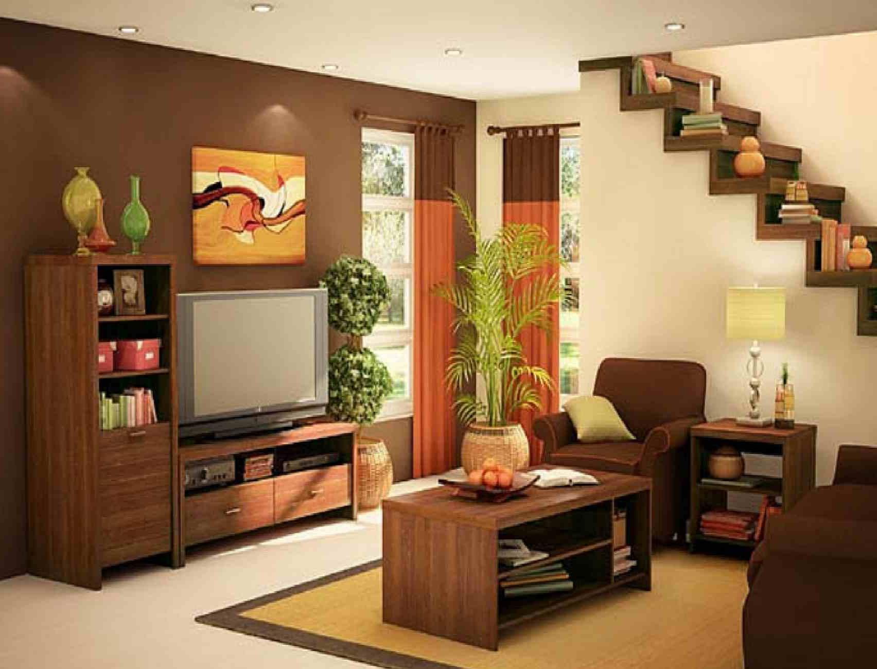... living room: simple interior design Indian style living room simple interior HUVWUQY