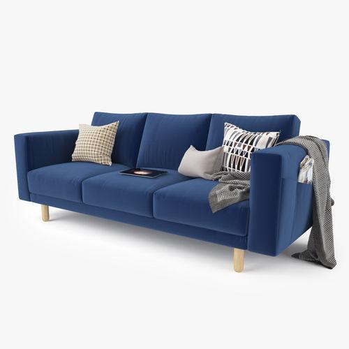 ... modern sofa set 01 3D model max obj fbx mtl 2 NMJPNVL