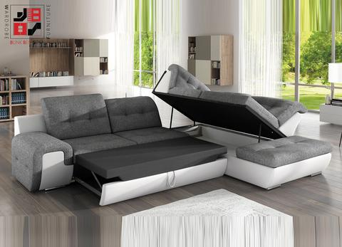 ... pinata ii - extremely comfortable and functional corner sofa u003e284x230cmu003c UCFZEGS