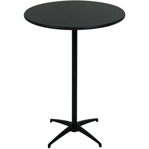 ... round high tables - black HINYJXE