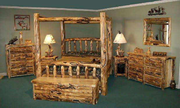 ... utah rustic wood furniture in beaver, utah IDBTHNB
