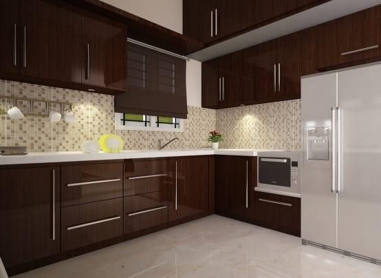 10 fantastic modular kitchen designs by mumbai architects PKNKXQI