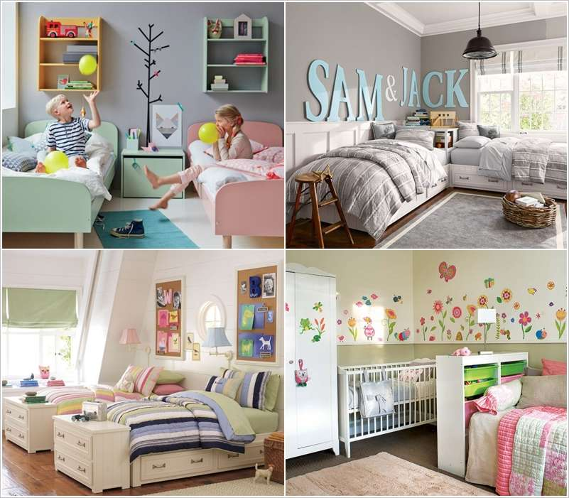 10 ideas for storing and organizing children's rooms MROCIXP