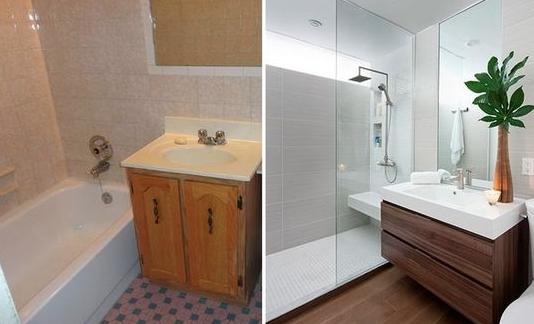 10 tips for small bathroom improvements NJENTKL