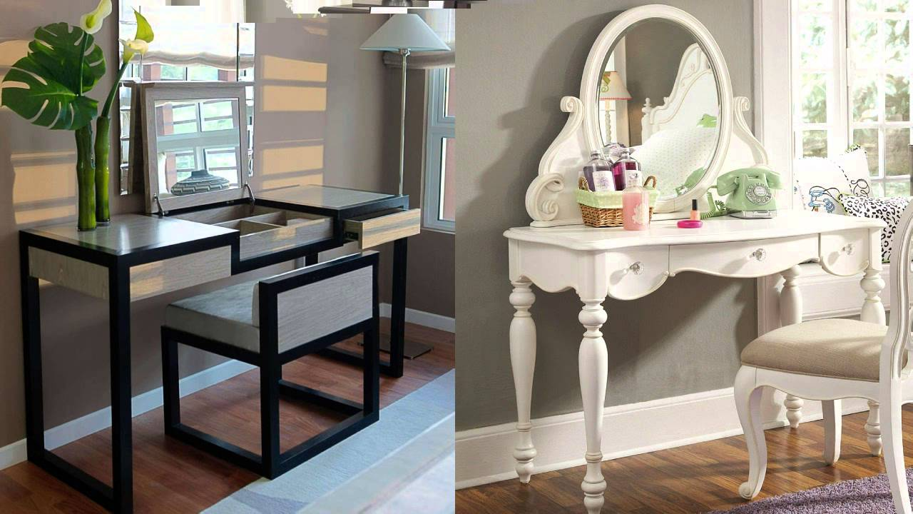 12 great ideas for bedroom dressing table and chair - youtube WFOWWUL