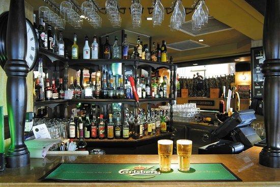 120 bar: Bar counter ZHVOHTH