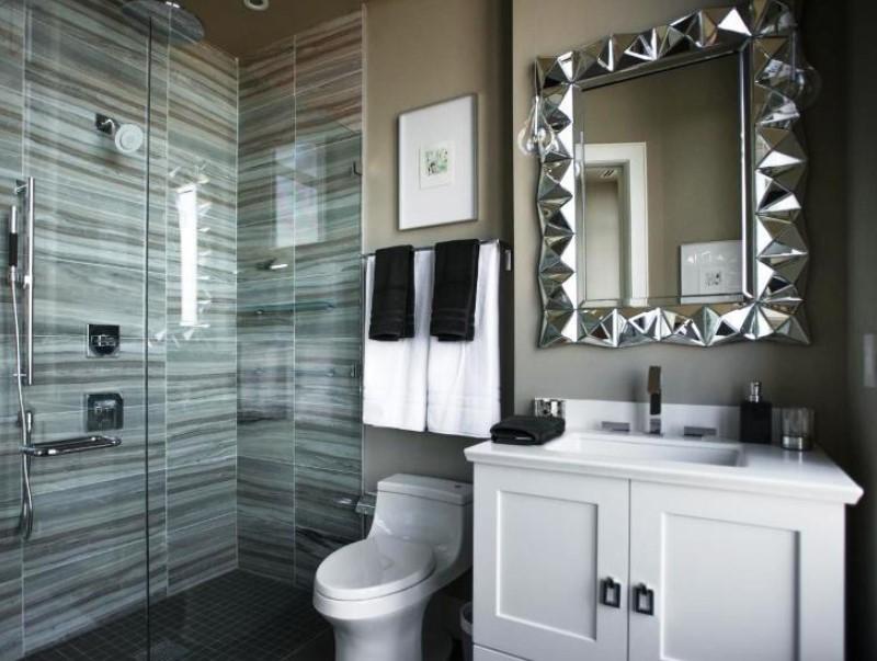 15 ideas for bathroom mirror 2020 (increase your bathroom value) 1