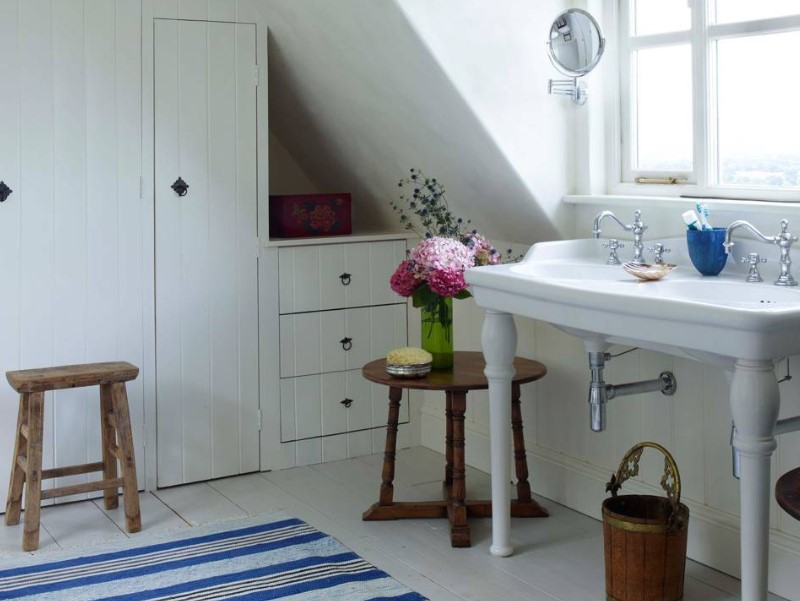15 Country Bathroom Ideas 2020 (inspirations for creating scenes) 1