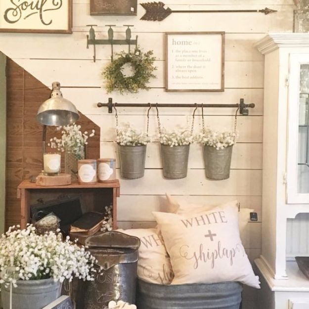 15 chic DIY country decor projects to have in your home on IOTDJFZ