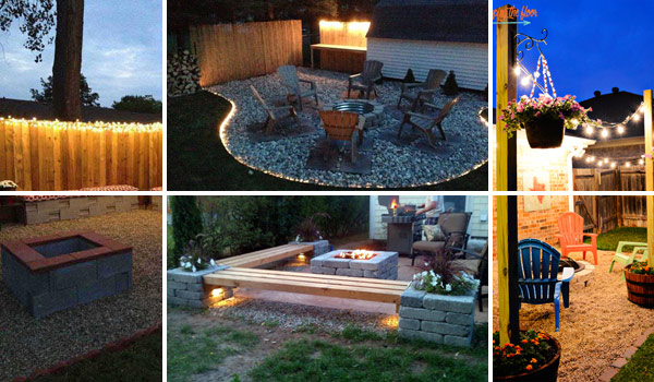 15 DIY and patio lighting projects GWWITRC