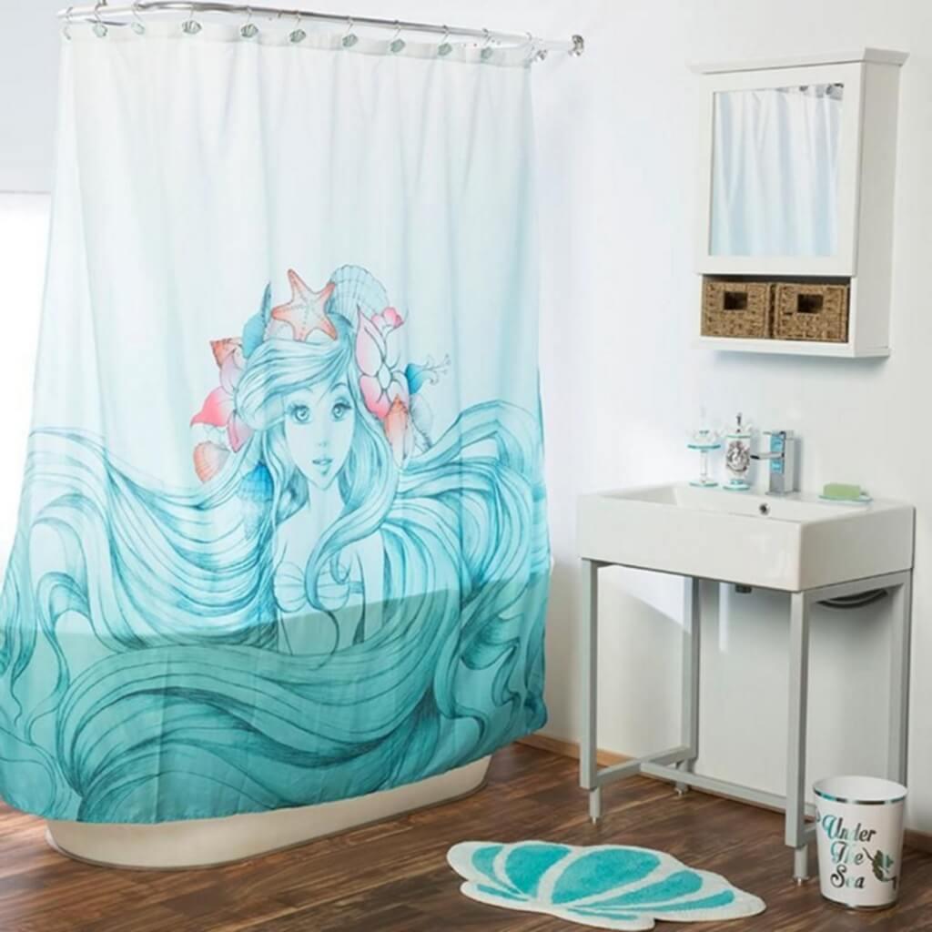 Sweet mermaid bath