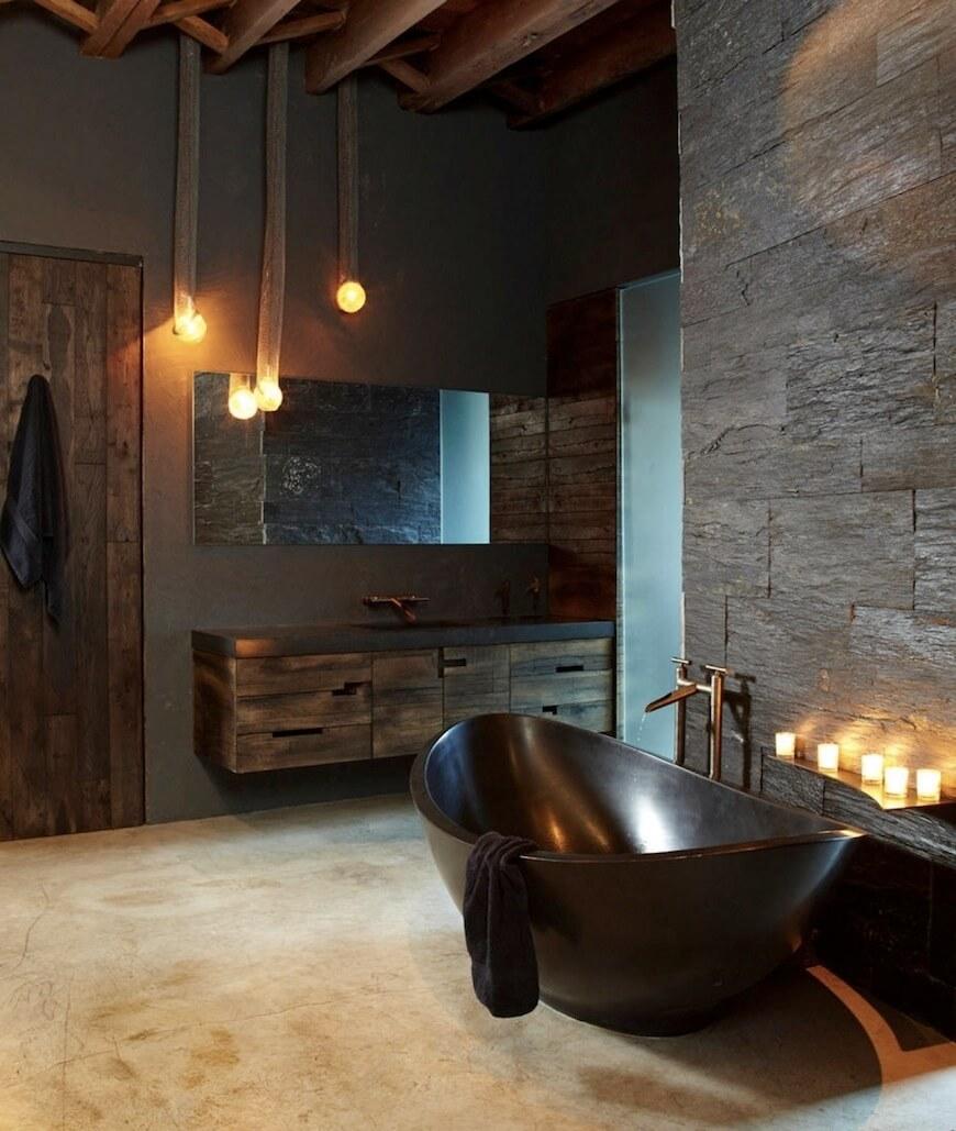 Quiet craft bath