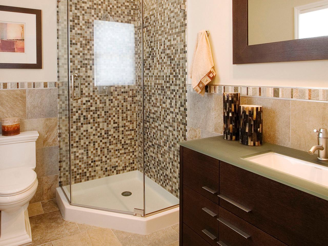 Compact bathroom organization