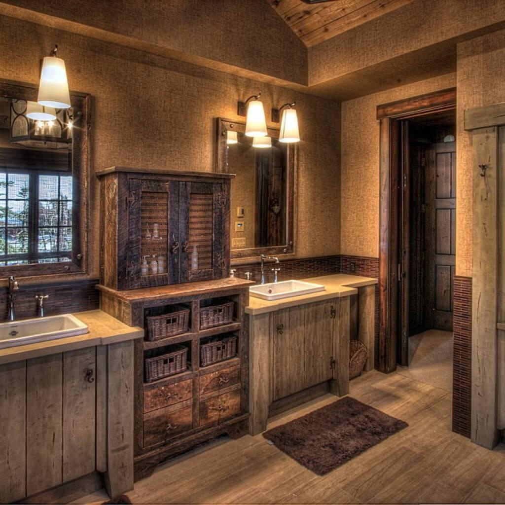 Old craft bath