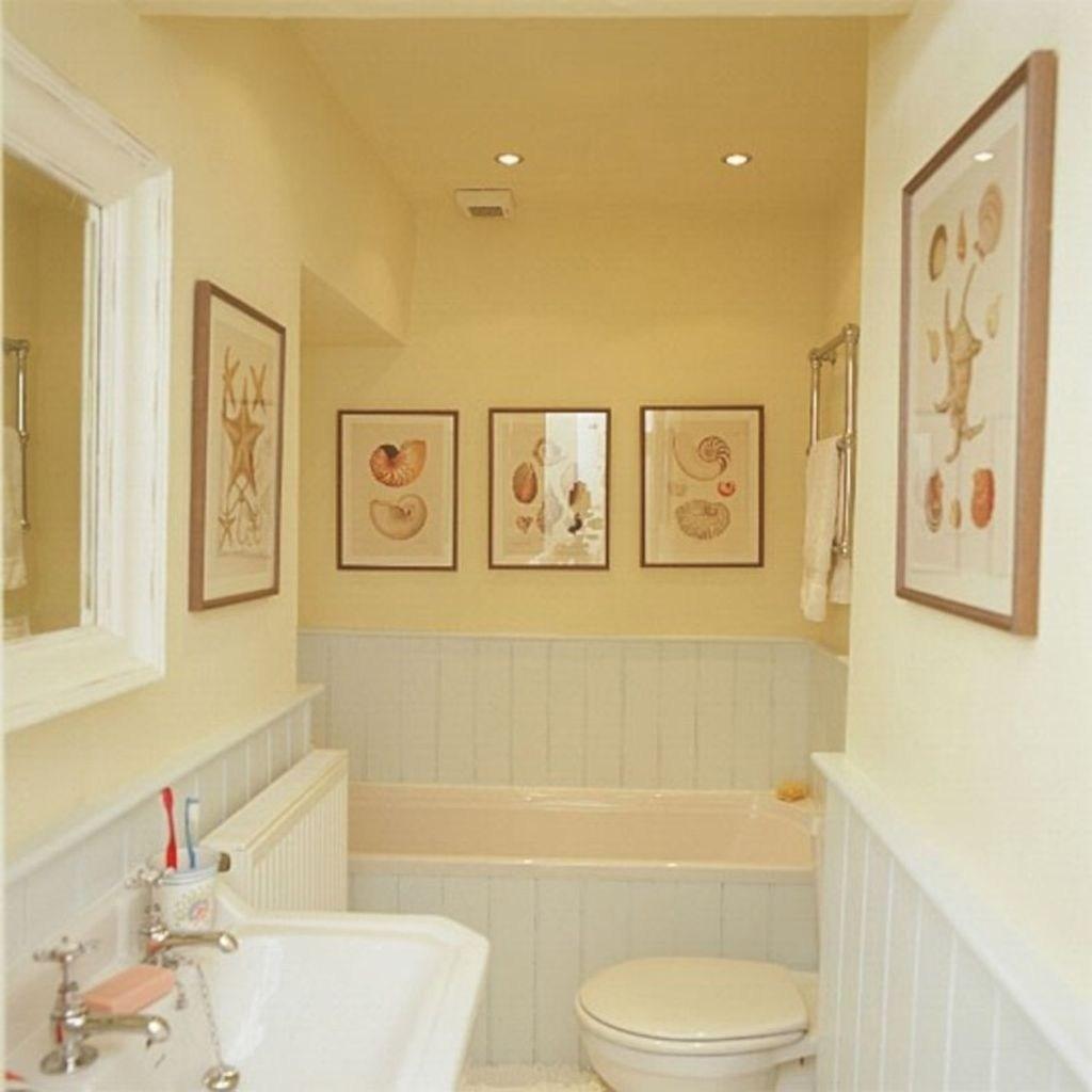 Pure bathroom cladding