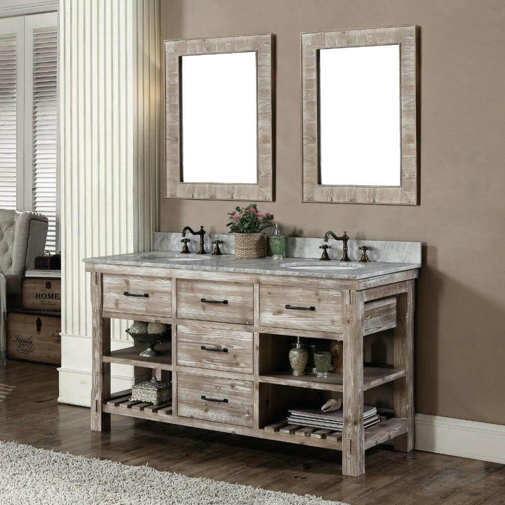 Comprehensive DIY bathroom vanity
