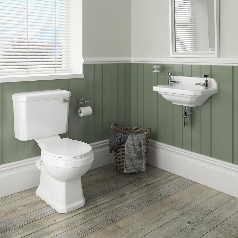Cool bathroom cladding