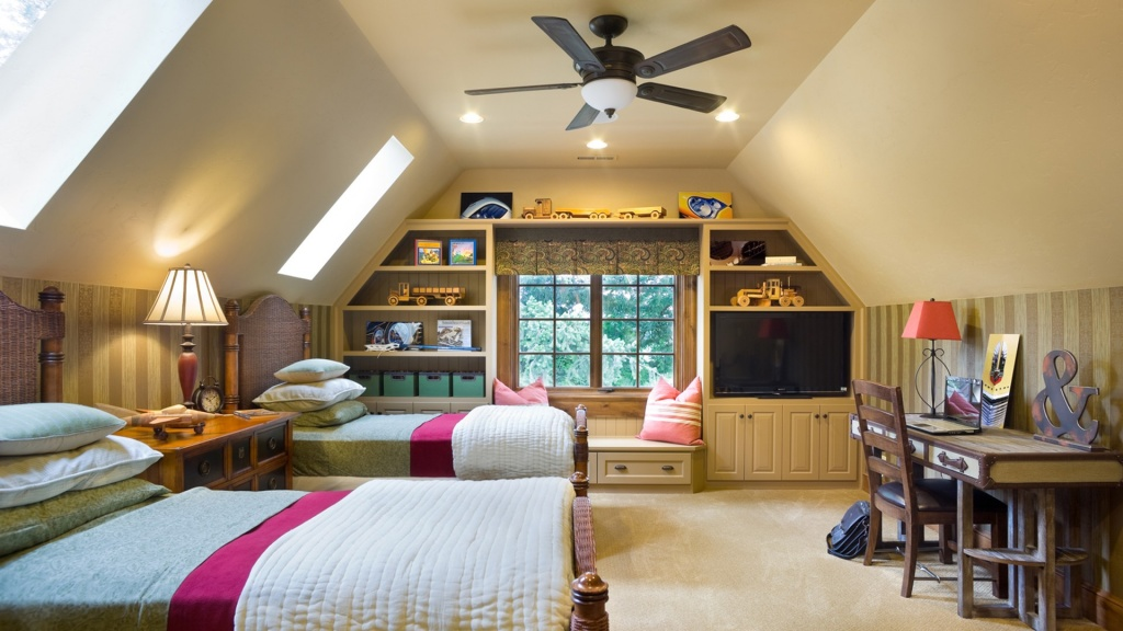 Multipurpose bonus room
