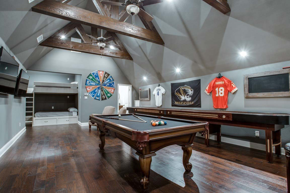 Hobby bonus room