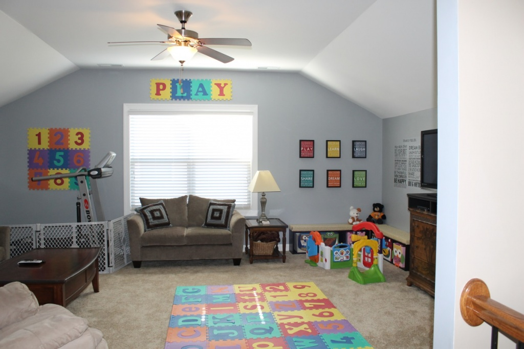 Playground bonus room