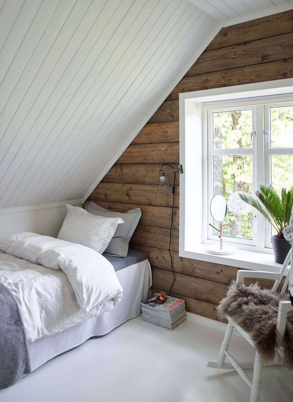 Bedroom bonus room