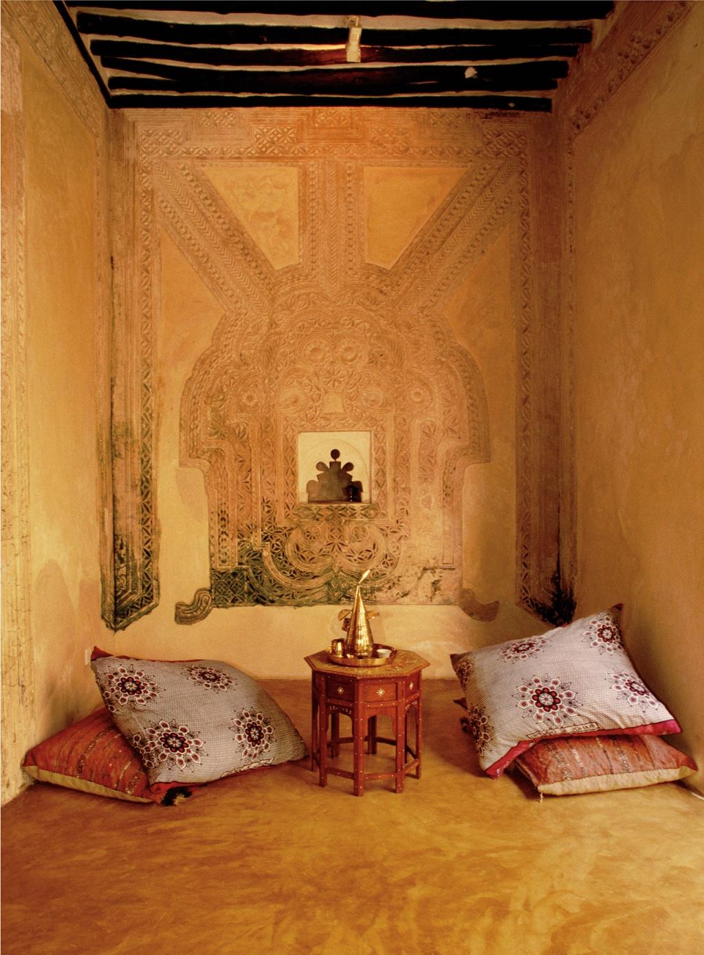 Old meditation room
