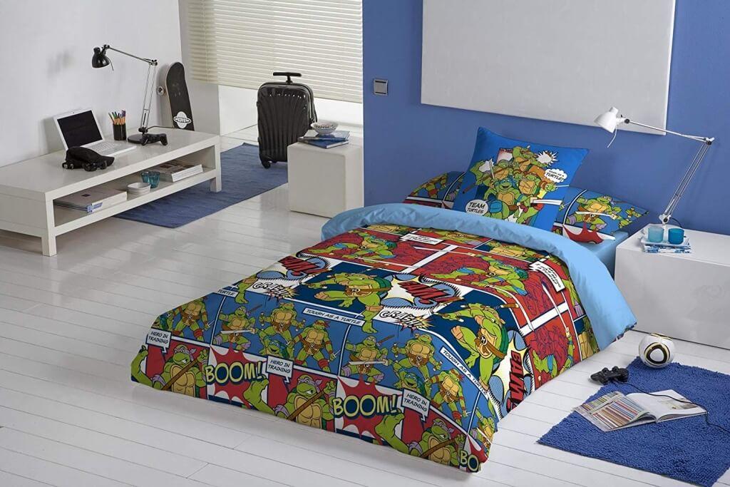 Fancy superhero bedroom