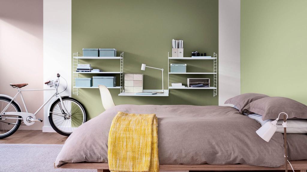 Casual Fixer Upper Bedroom