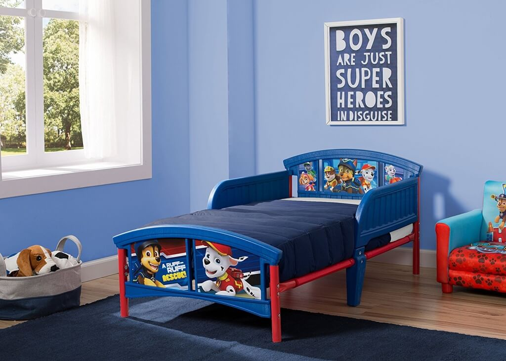 Nice Paw Patrol bedroom