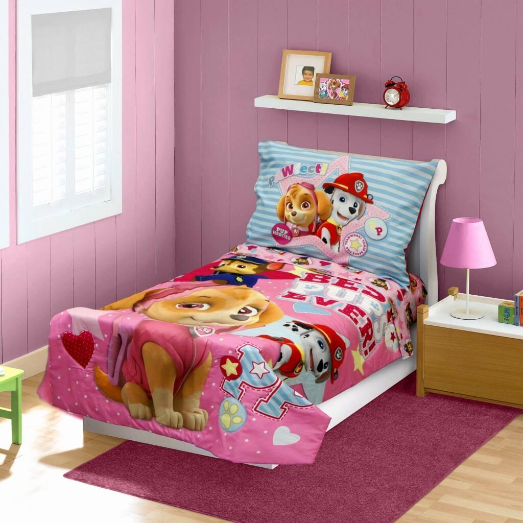 Sweet Paw Patrol bedroom