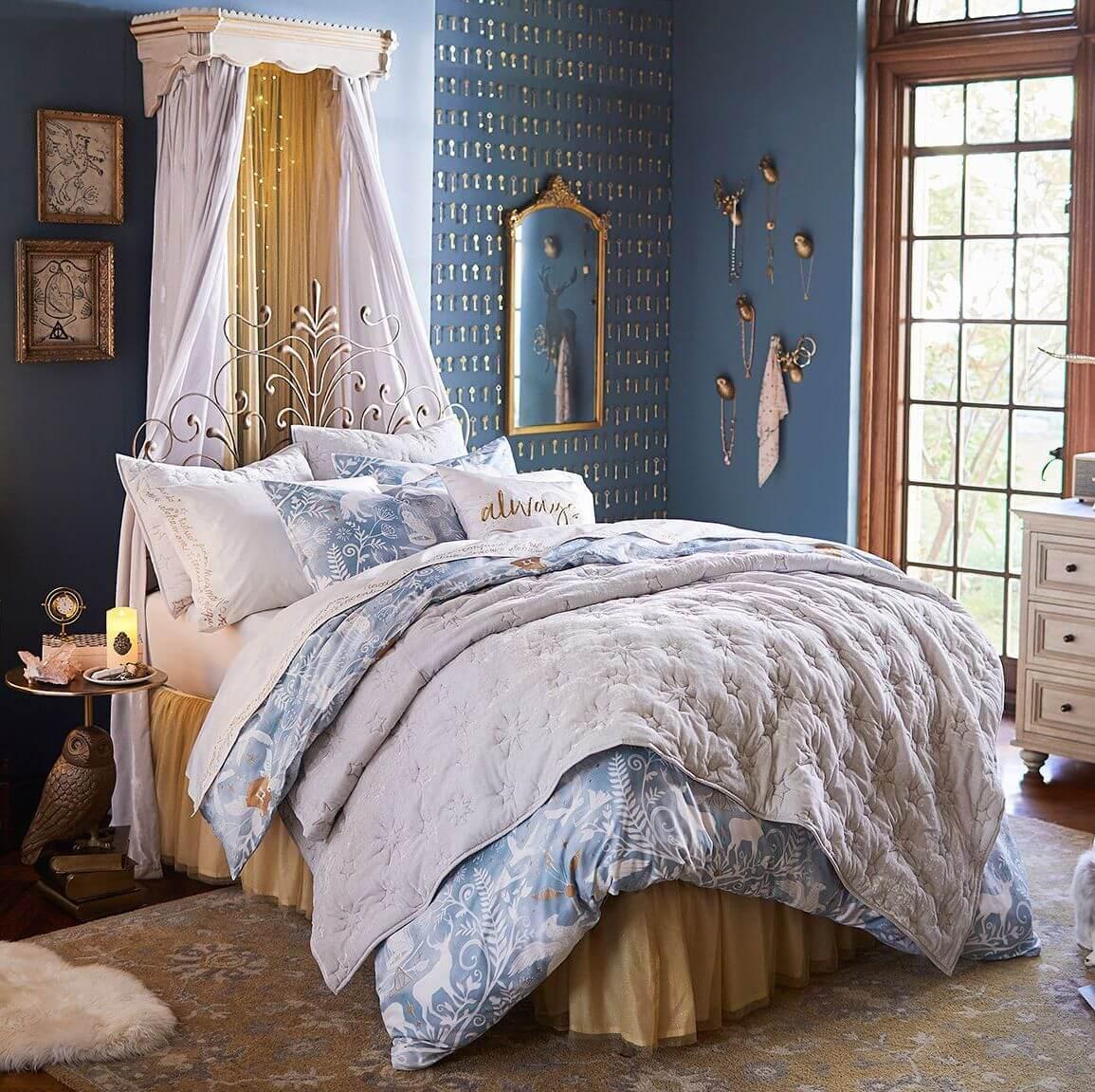 Magical women bedroom