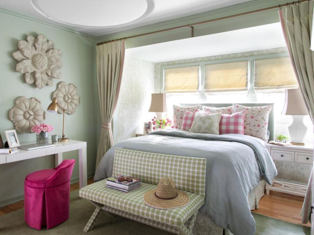 Great cottage bedroom
