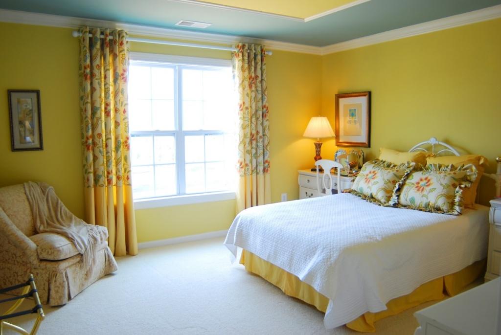 Romantic women bedroom