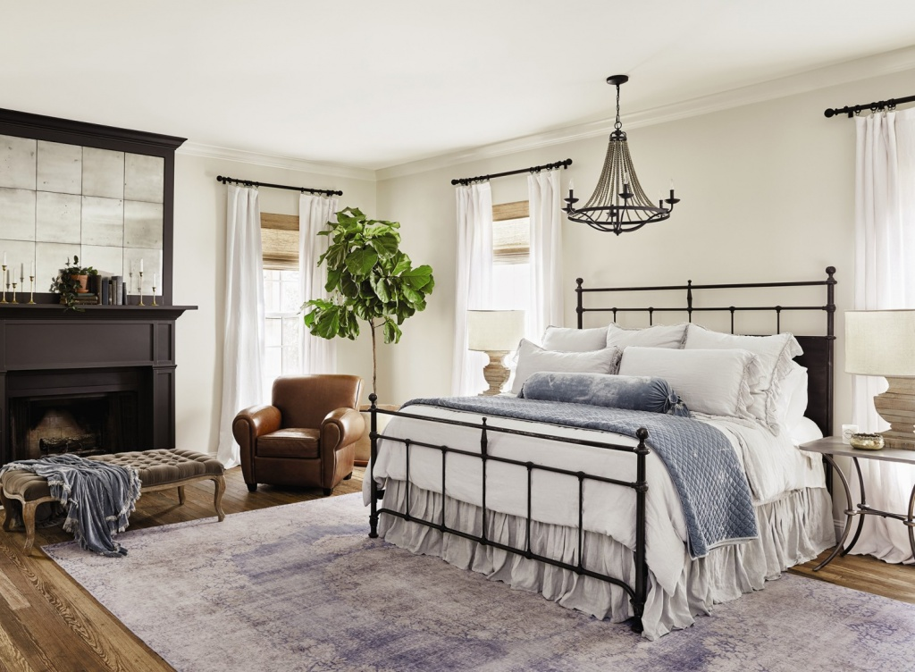 Deluxe room by Joanna Gaines