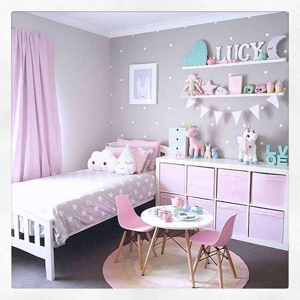 Super cute unicorn bedroom