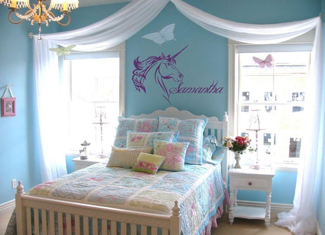 Nice unicorn bedroom