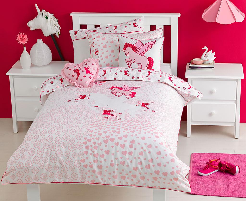 Brave unicorn's bedroom