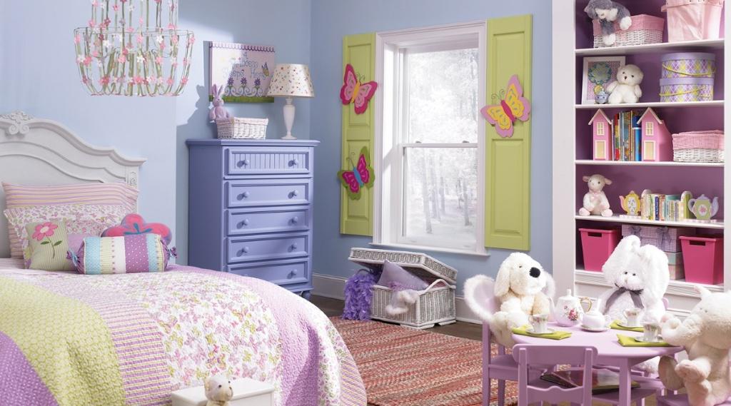 Chic nursery