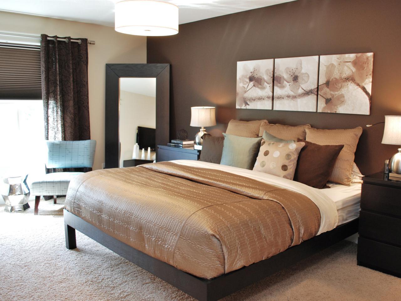 Impressive neutral bedroom